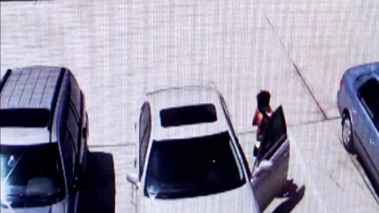 FBI releases new video of Leila Cavett before she vanished