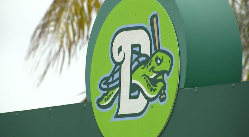 The first home game for the Daytona Tortugas will be on May 11.