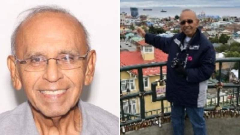 Orange County deputies are searching for a missing 81-year-old man.