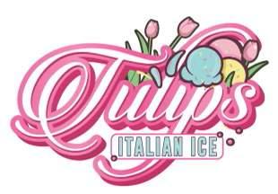 Tulip's Italian Ice logo