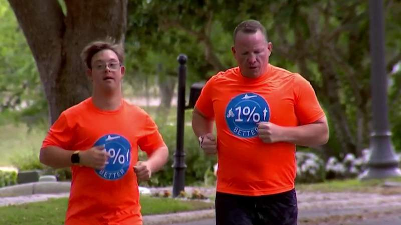 'One step closer to his dream:' Maitland Ironman with Down syndrome prepares for next competition