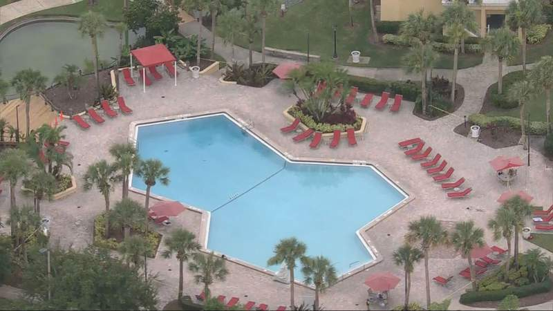 Teen pulled from pool at Wyndham Orlando Resort International Drive and rushed to the hospital, Orange County deputies say
