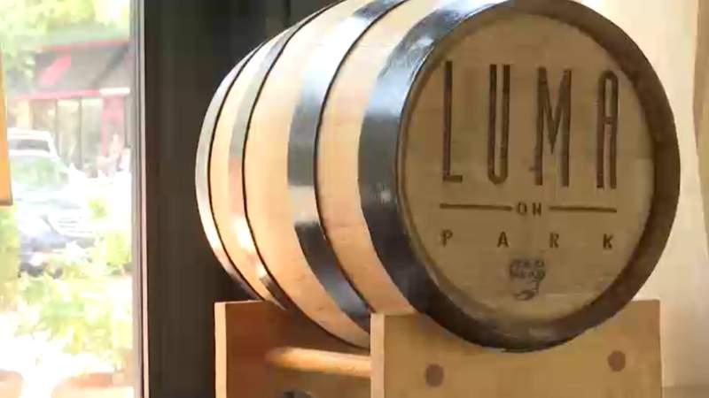 A new Mediterranean restaurant is set to move into the space once occupied by Luma on Park