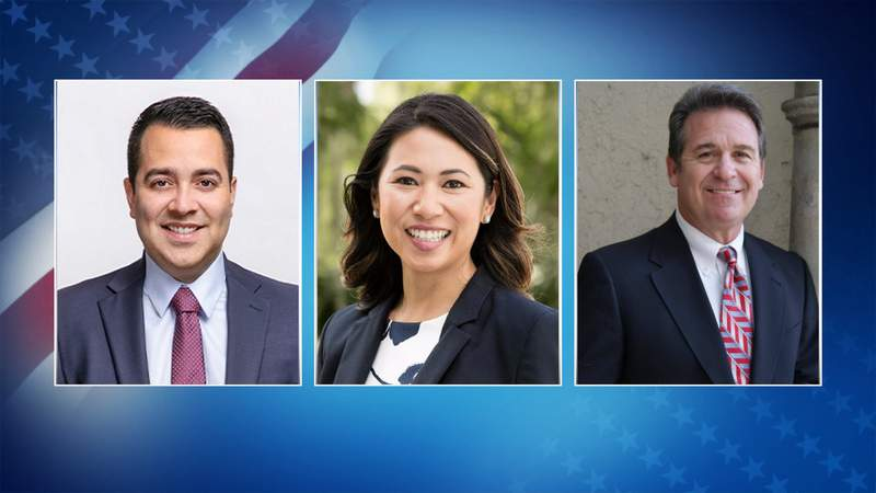 U.S. House District 7 candidates.
