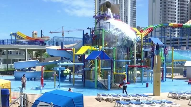 Visitors excited over Daytona Lagoon's reopening amid coronavirus pandemic