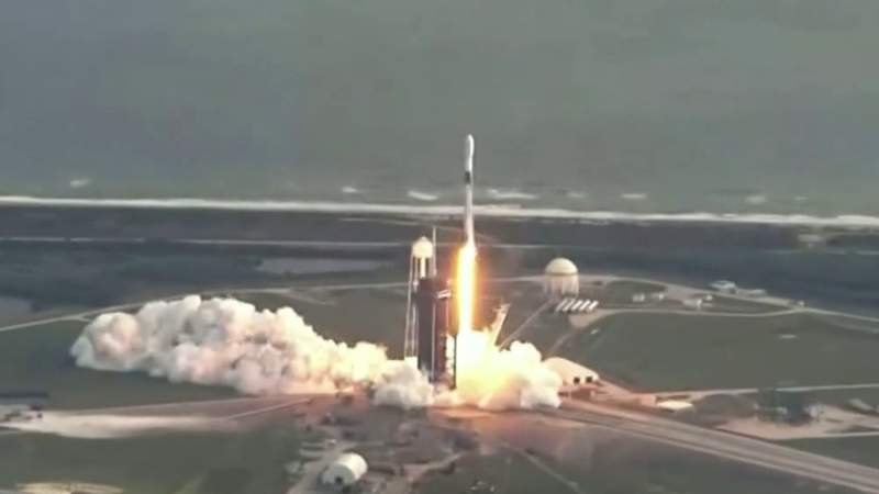 SpaceX wraps up historic year