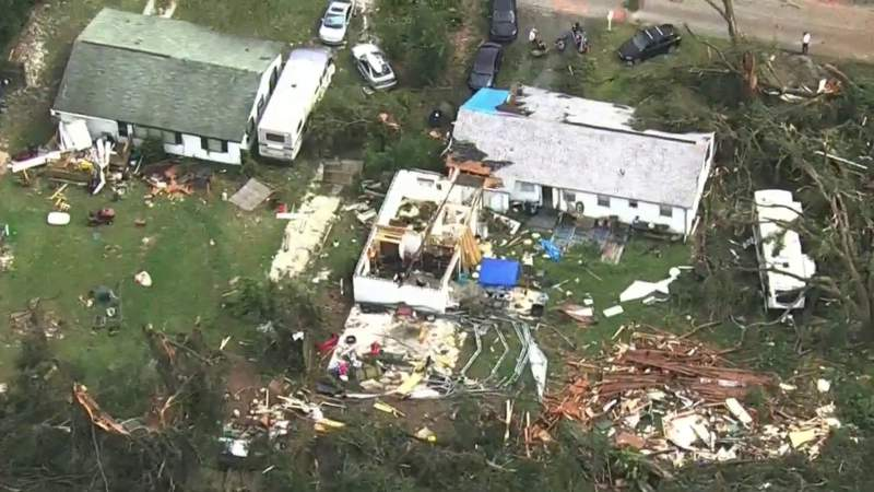 EF-2 tornado packed 105-115 mph winds in DeLand