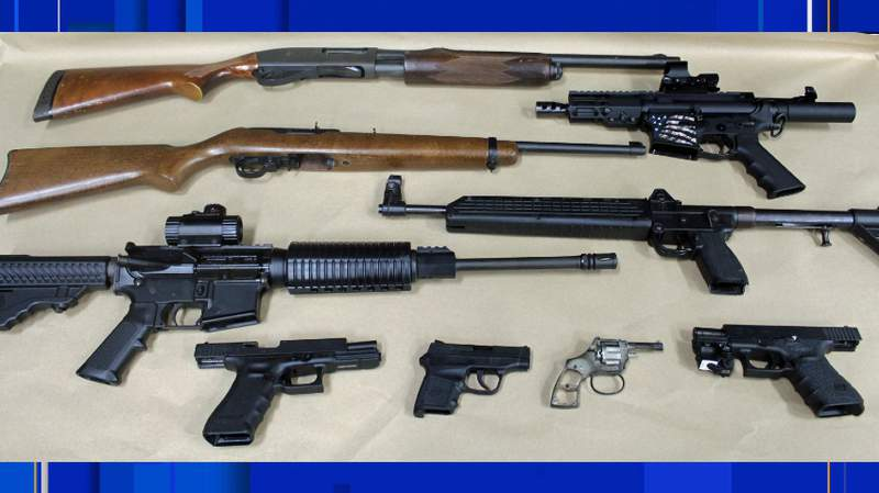Complaints Lead to Guns, Drugs and Arrests (Photo: Titusville Police)