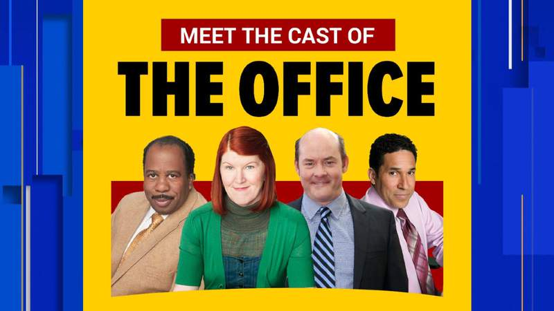 """THE CAST OF """"THE OFFICE"""" TO REUNITE AT MEGACON ORLANDO"""