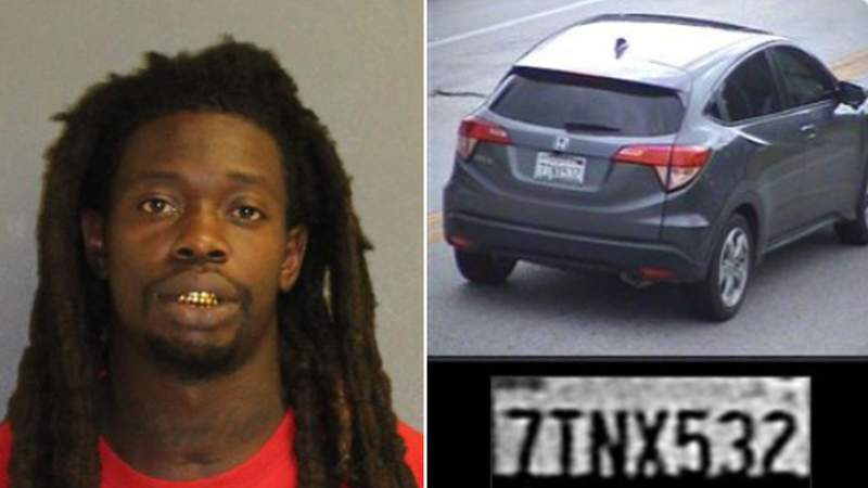 Deputies said the suspect, Othal Wallace, 29, is considered armed and dangerous and is believed to be driving a gray 2016 Honda HRV with a California tag of 7TNX532.