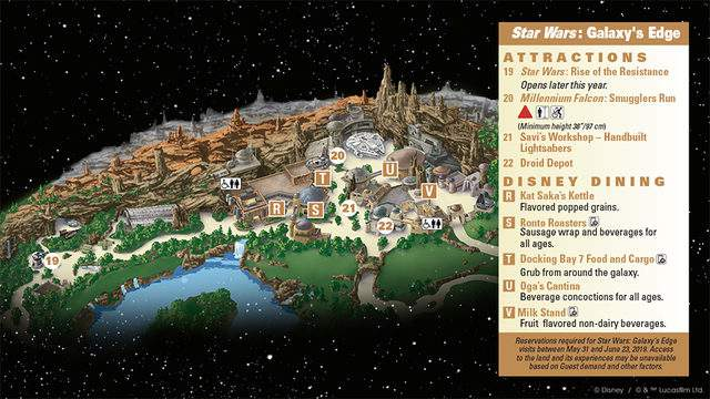 Disneyland releases first glimpse of Galaxy's Edge guide map on disneyland map 2013 pdf, disneyland area map, disneyland map california, disneyland map 1996, disneyland usa map, disneyland islands of adventure map, disneyland maps through the years, disneyland guide map, disneyland new orleans map, disneyland walt disney world map, first disneyland map, disney resort map, disneyland florida map, disneyland hollywood map, disneyland anaheim park map, disneyland brazil map, disneyland splash mountain, disneyland hawaii map, disneyland fun map, disney's hollywood studios map,