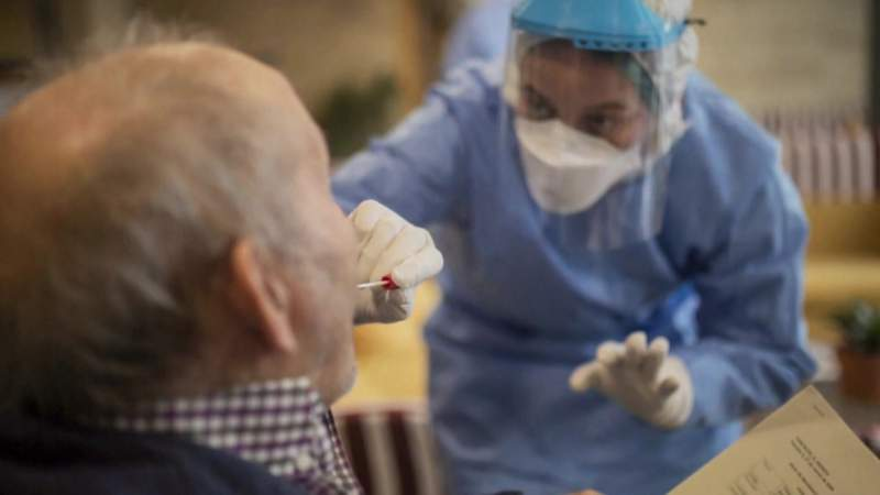 Details on testing nursing home residents and staff for coronavirus still being ironed out