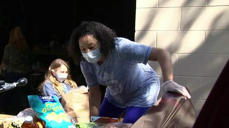 Groceries delivered to Volusia County residents stuck inside during coronavirus pandemic