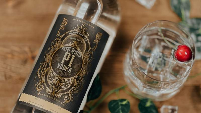 Patel Spirits is getting ready to debut its P1 Vodka