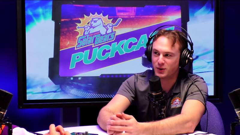 Orlando Solar Bear's Puckcast Episode 2.1
