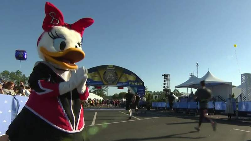 Taking on the challenge of the Walt Disney World Marathon Weekend