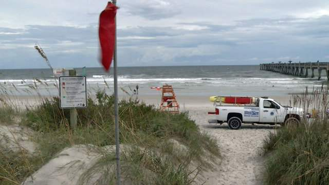File photo of Jacksonville Beach