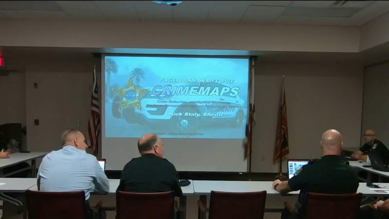 Weekly meeting leads to drop in Flagler County crime rate - here's how