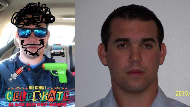 Officer Matthew Moriarty
