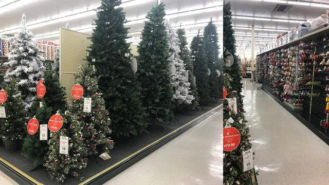 Hobby Lobby Christmas Eve Hours 2021 Too Early It S Only July And Hobby Lobby Has Christmas Decorations Out