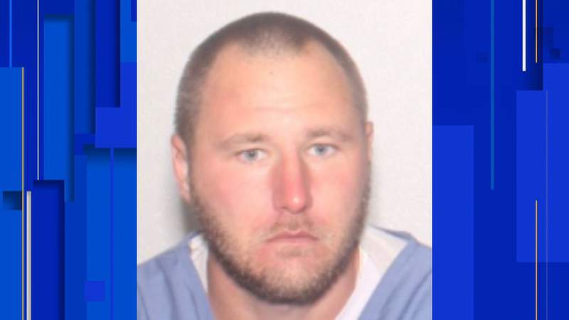 Kyle Knever. (Image: Flagler County Sheriff's Office)
