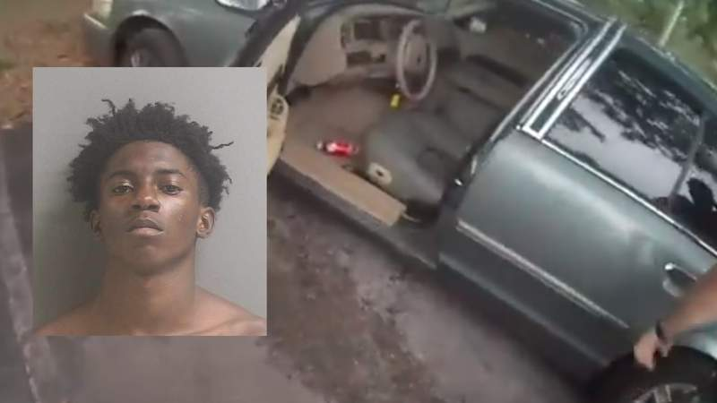 Davion Smith, 18, is being held in the Volusia County Jail without bond.