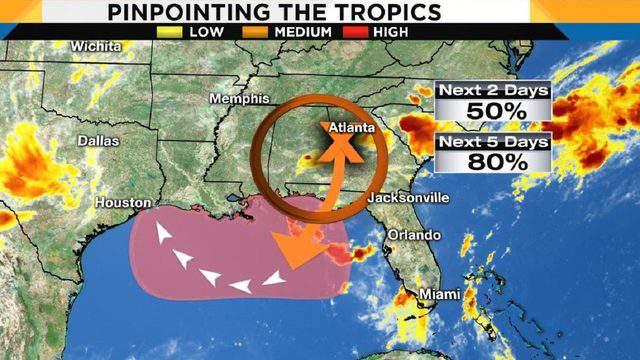 weather radar map miami Live Radar Storms Moving Through Parts Of Central Florida weather radar map miami