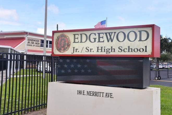 Edgewood Jr./Sr. High School (Image: Malcolm Denemark/Florida Today)