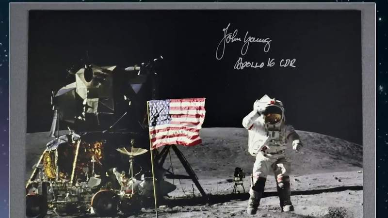 NASA collectibles up for bids in first live auction of 2021