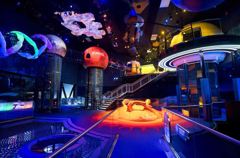 Planet Play experience now open at Kennedy Space Center Visitor Complex