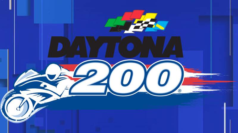 The Daytona 200 and the Daytona TT will be held on Saturday with no fans at the Daytona International Speedway on Saturday, according to race officials.