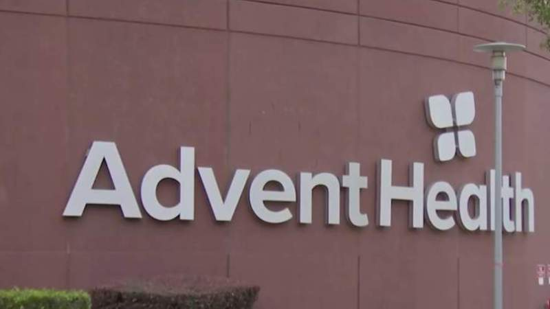 AdventHealth turns black after nearly 1,000 patients hospitalized with COVID-19