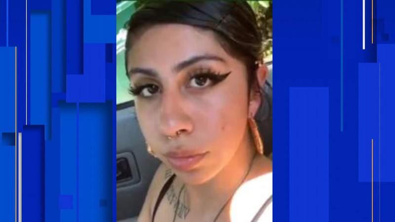 Missing person: Gabriella Pastor