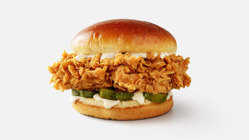 The new KFC Chicken Sandwich has a bigger filet, more pickles and a better bun than its predecessor.