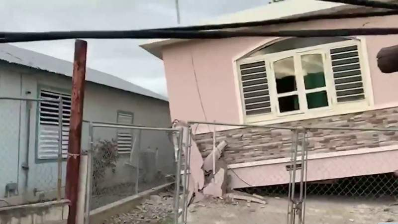 Puerto Rican community waits for news after series of quakes
