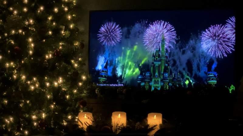 Disney shares virtual performances of past holiday entertainment