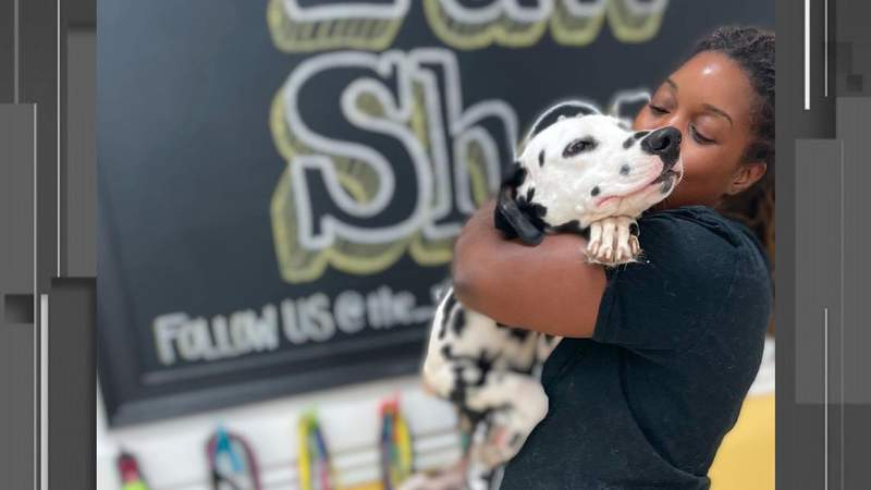 Founder of Orlando's Only Black-Owned Pet Grooming Salon Starts Assistance Program for Low-Income and Elderly Pet Owners