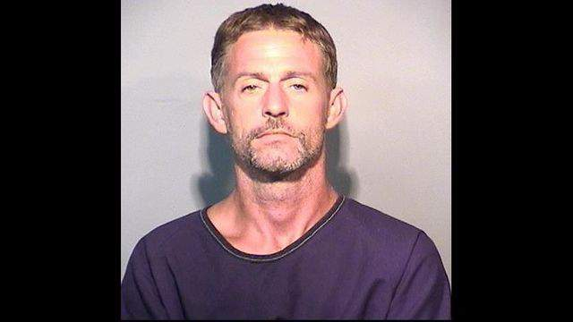 Timothy Tomlinson was charged with burglary for unlawfully entering a residence with the intent to commit petit theft and criminal mischief by Palm Bay police.