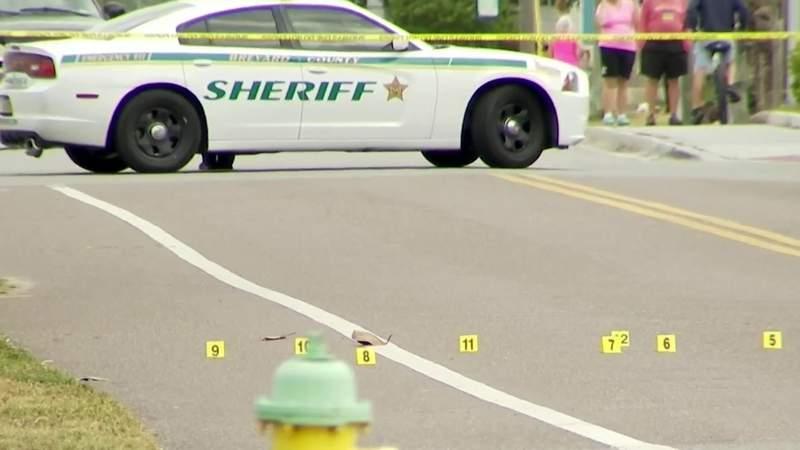 Suspect shot after shootout with Brevard deputies