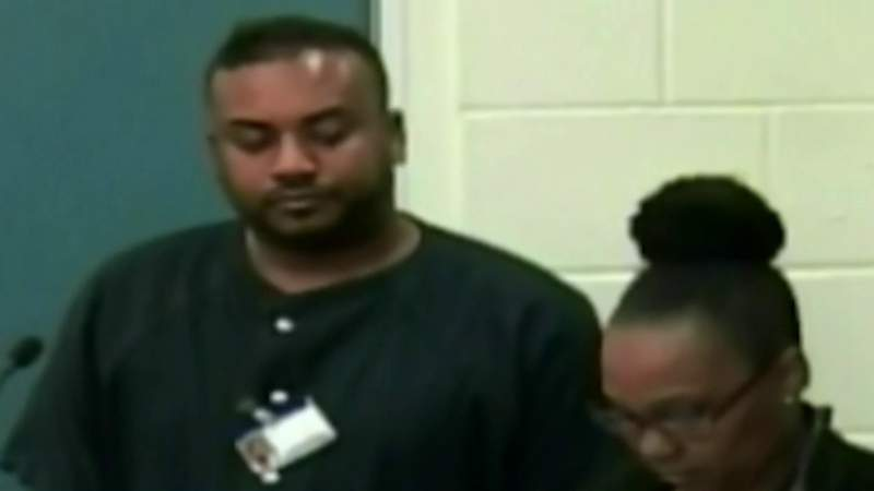 Man accused of double murders during New Year's party faces judge