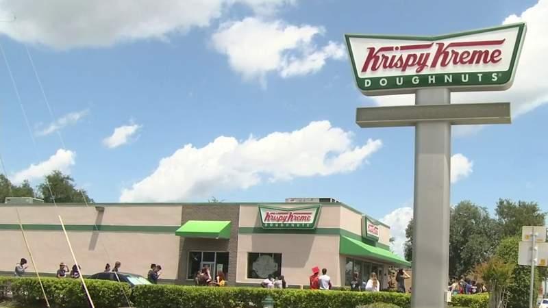 Krispy Kreme to honor 2020 seniors with free 'Graduate Dozen' doughnuts