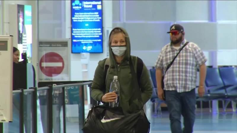 Florida travel restrictions