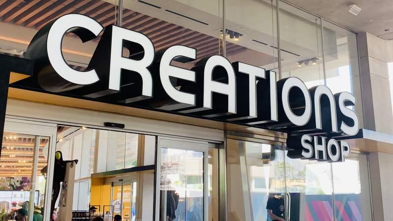 New Creations Shop at EPCOT