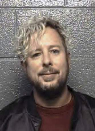 This photo provided by the Danville Police Department shows Jonny Fairplay. Fairplay, a former Survivor contestant has been charged in Virginia with grand larceny, authorities said. (Danville Police Department via AP)