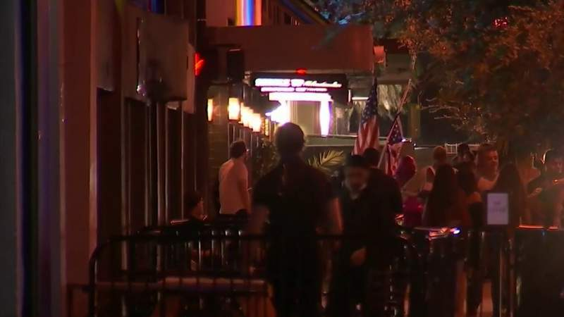 'It just didn't work out:' Orlando leaders learn lesson after big Halloween crowds