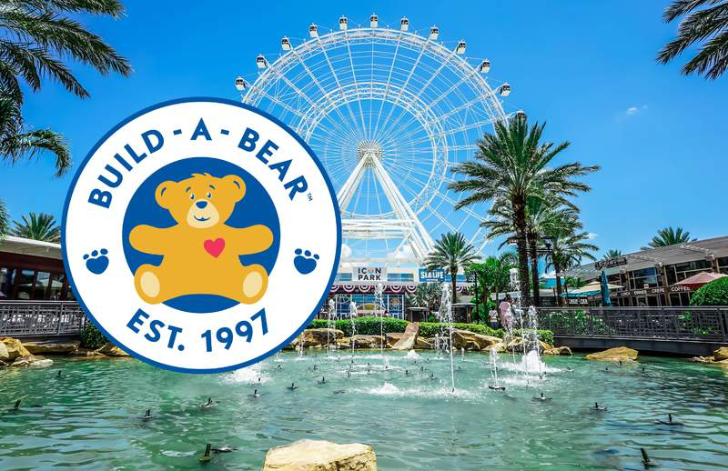 Build-A-Bear to open ICON Park workshop
