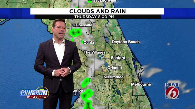 High heat lingers in Central Florida