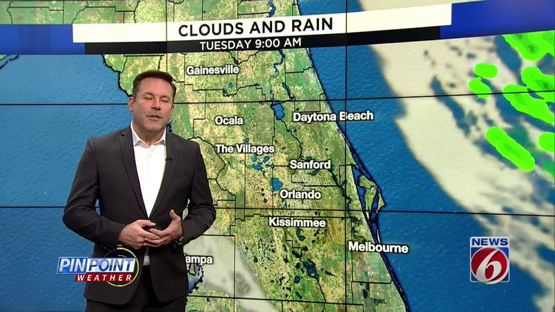 Central Florida shivers: It's going to get even colder