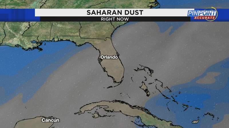 Current dust satellite
