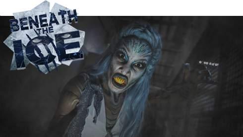Beneath the Ice Haunted House at Howl-O-Scream Orlando